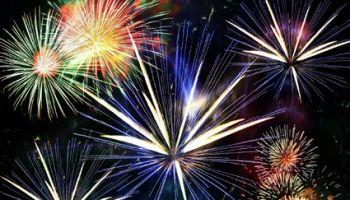 Report feux d'artifice du 13 juillet